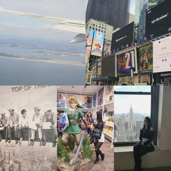 A Geeky Trip to New York City