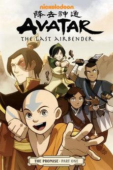 230px-Avatar_The_Last_Airbender_The_Promise_Part_1_cover